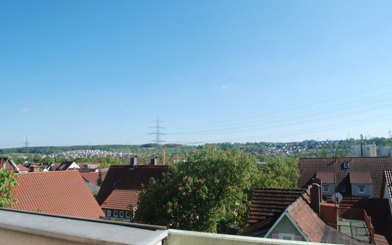 Altbach – Top Penthouse – Wohnung mit herrlichem Fernblick