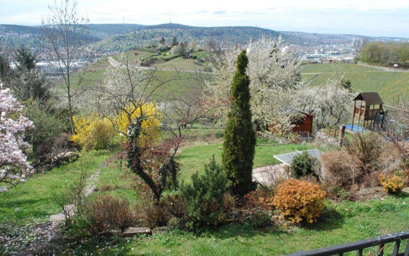 Villenanwesen in herrlicher Aussichtslage in Esslingen – Rüdern