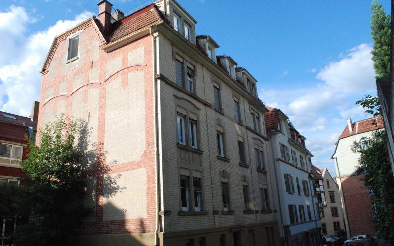 10-Familien-Haus in Stuttgart-Süd