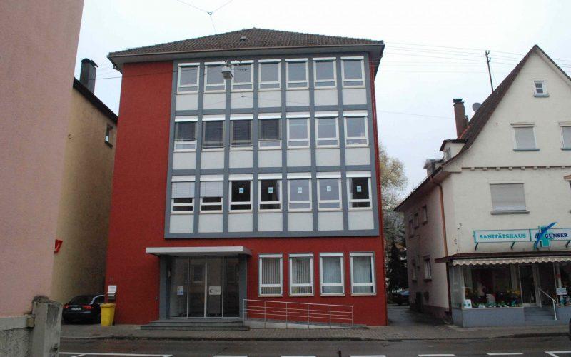 Büro- oder Schulungsräume im 3.OG, barrierefrei mit Rampe und Aufzug