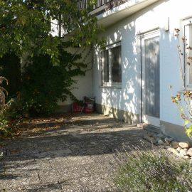Terrasse Gartengeschoss