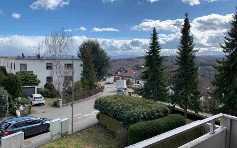 2-Zi-Wohnung mit Balkon, Rollstuhl geeignet, Aussichtslage