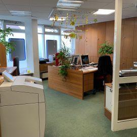 Büro oder Ladenfläche