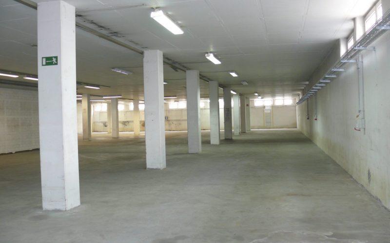 Produktions- oder Lagerhalle + Büro, gesamt ca. 563,00 m²
