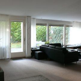 Wohnzimmer EG mit Gartenausgang