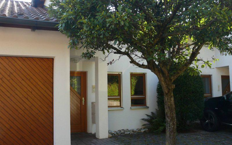 3,5-Zi-Maisonette-Wohnung für Gartenliebhaber