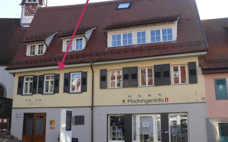 Restaurant, Bistro oder Weinlokal in der Fußgängerzone