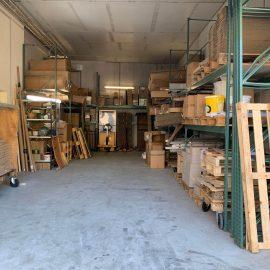 Garage-Lager