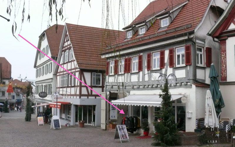 Ladengeschäft in Plochingen