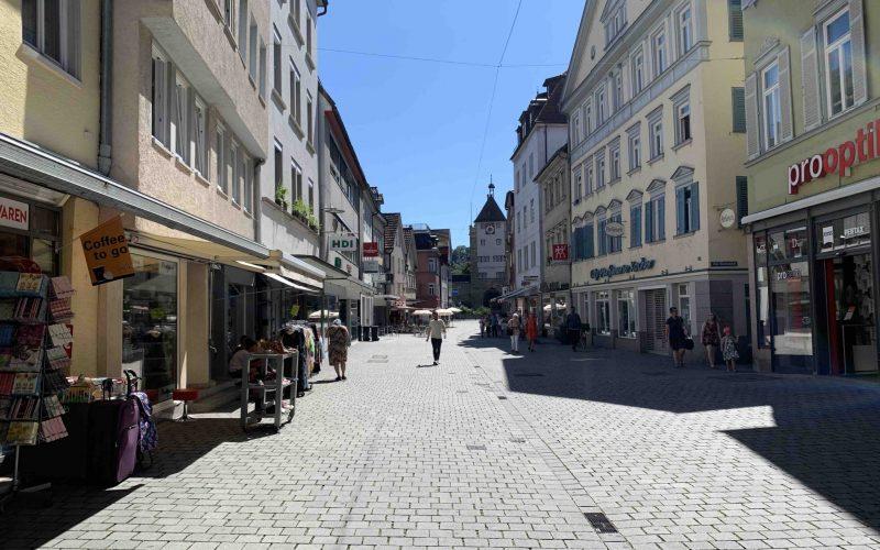 Laden-/ Gewerberaum – zentral in der Fußgängerzone