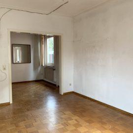 Blick vom Wohn_ ins Esszimmer