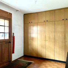 Eingangsbereich EG mit tiefem Garderobenschrank