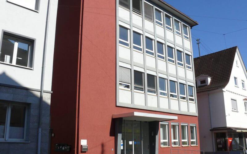 Büro- oder Schulungsraum im 3.OG, 55 qm + Nebenflächen, barrierefrei mit Aufzug + Rampe