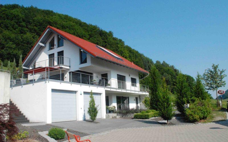 Topmodernes Einfamilienhaus in Bad Ditzenbach