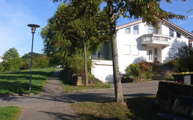 Verkauf eines Einfamilienhauses in Deizisau