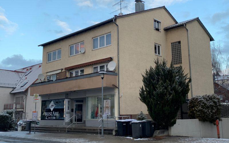 Wohn- und Geschäftshaus in ES-Zell – Aufteilung in Eigentumswohnungen vorgesehen